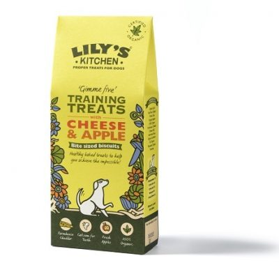LILY'S KITCHEN TRAINING TREATS 100 g
