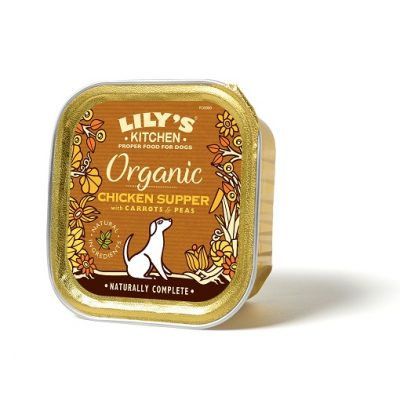 LILY'S KITCHEN POLLO BIO 150 g