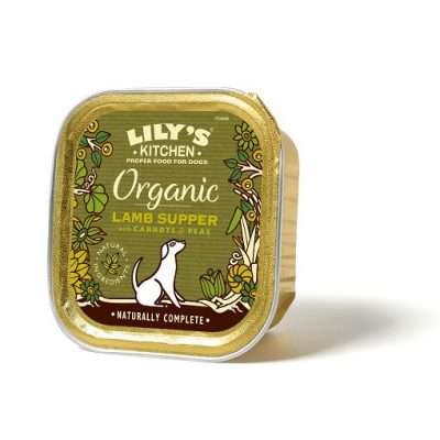 LILY'S KITCHEN AGNELLO BIO 150 g
