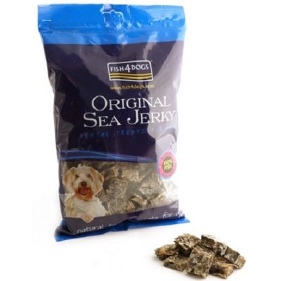FISH4DOGS SEA JERKY TIDDLERS 100 g