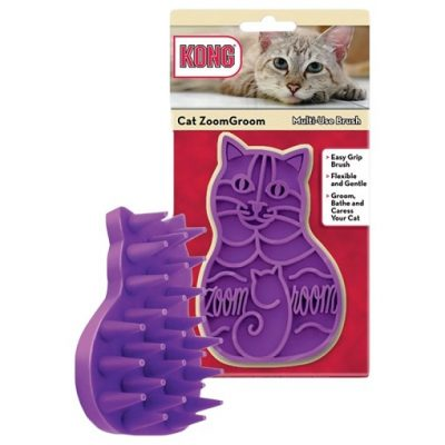 KONG ZOOMGROOM SPAZZOLA GATTO