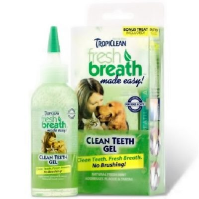 TROPICLEAN GEL DENTIFRICIO 59 ml