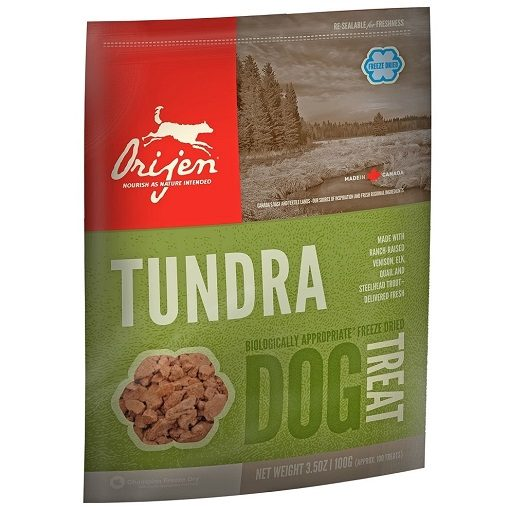 ORIJEN SNACK FREEZE DRIED TUNDRA 56,7 g
