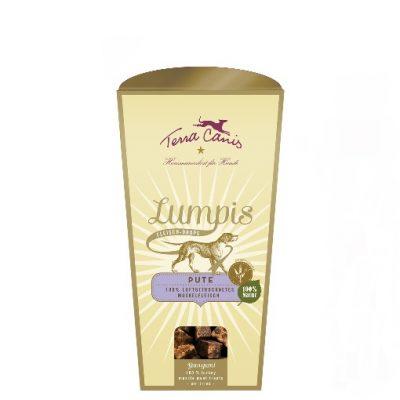 TERRA CANIS LUMPIS TACCHINO 250 g