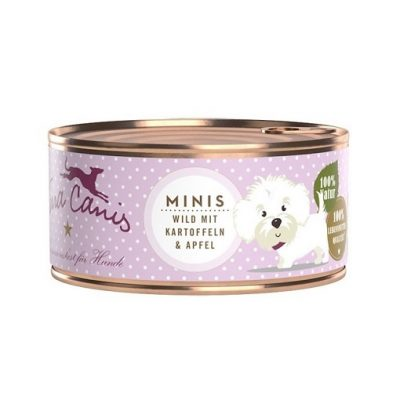 TERRA CANIS MINI MENU SELVAGGINA 100 g