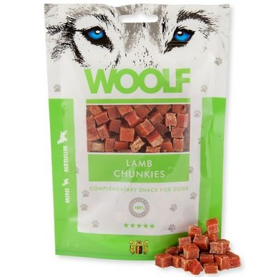 WOOLF BOCCONCINI ALL'AGNELLO 100 g