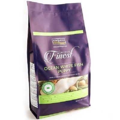 FISH4DOGS FINEST OCEAN WHITE FISH PUPPY 1,5 kg