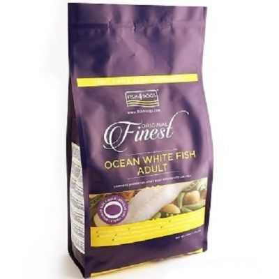 FISH4DOGS FINEST OCEAN WHITE FISH REGULAR 12 Kg