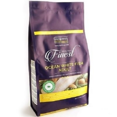 FISH4DOGS FINEST OCEAN WHITE FISH SMALL 1,5 kg