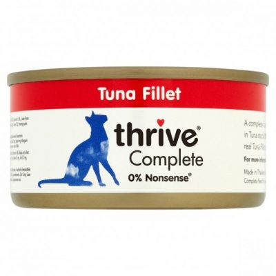 THRIVE TUNA FILLET 75 g