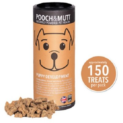 POOCH & MUTT PUPPY DEVELOPMENT 125 g