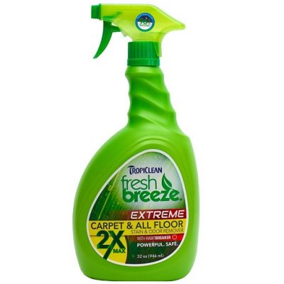 TROPICLEAN 2X CARPET & FLOORS SPRAY 946ML
