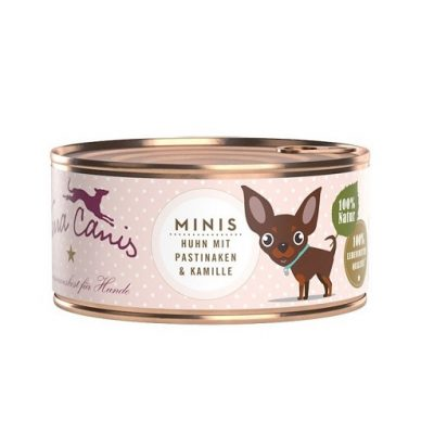 TERRA CANIS MINI MENU POLLO 100 g